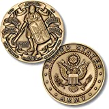 Armor of God High Relief - Army Challenge Coin