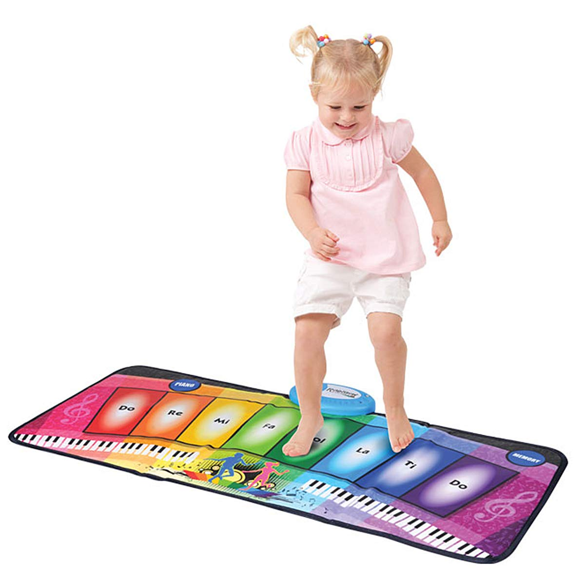 Children's Electronic Piano Mat, Electronic Music Game Pad Music Crawling Blanket Support Multi-Person Use by Eustoma (Image #2)