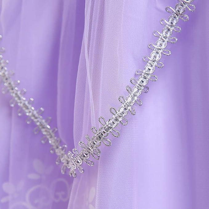 Amazon.com: Princesa Rapunzel Tutú Vestidos para Bebé Niñas ...