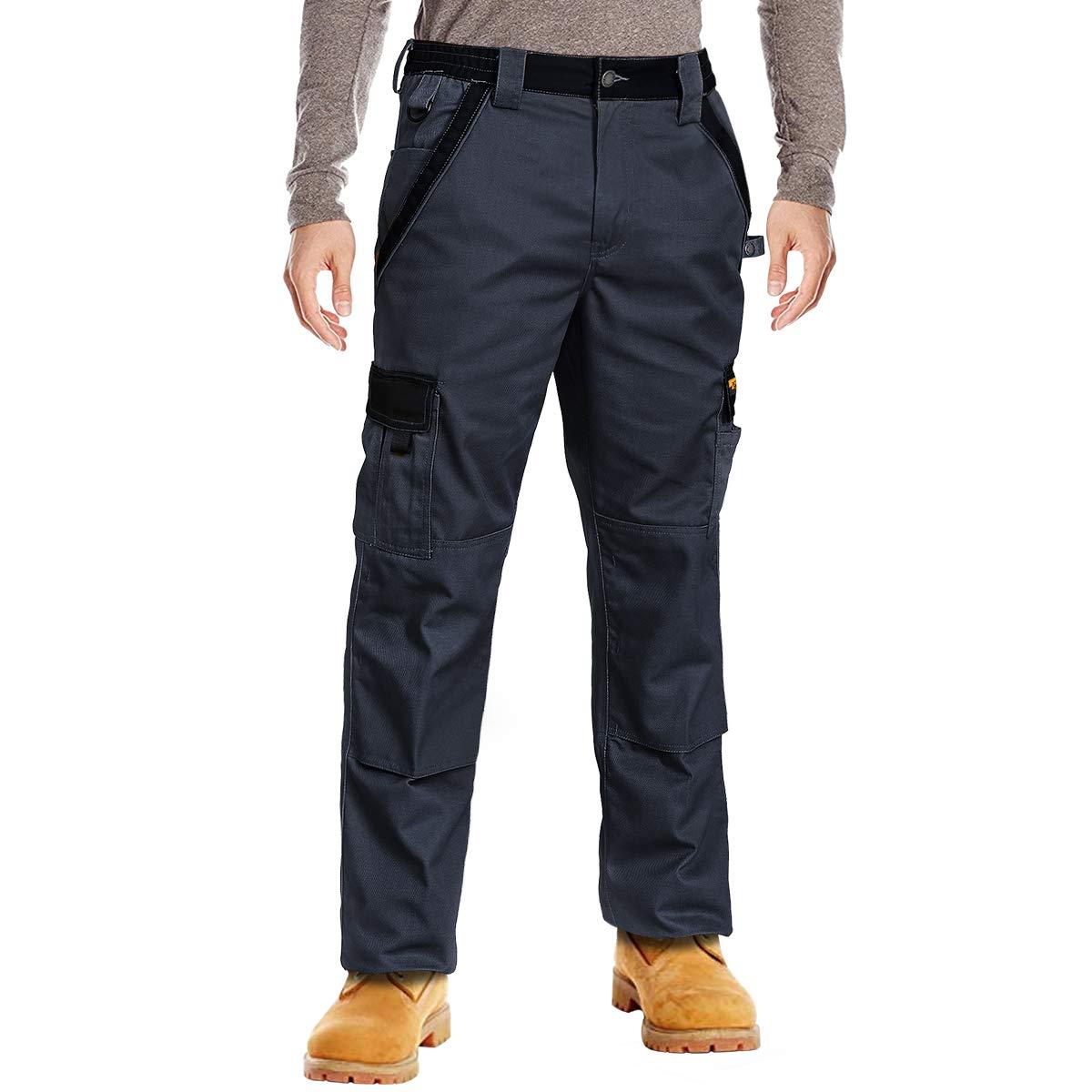 DuraDrive 32W x 32L Timber Two Tone Tradesman Pants