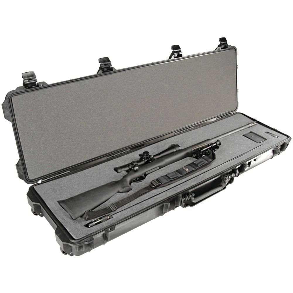 (Ship from USA) PELICAN 1750-000-110 1750 Long Case with Pick N Pluck(TM) Foam /ITEM NO#8Y-IFW81854247087