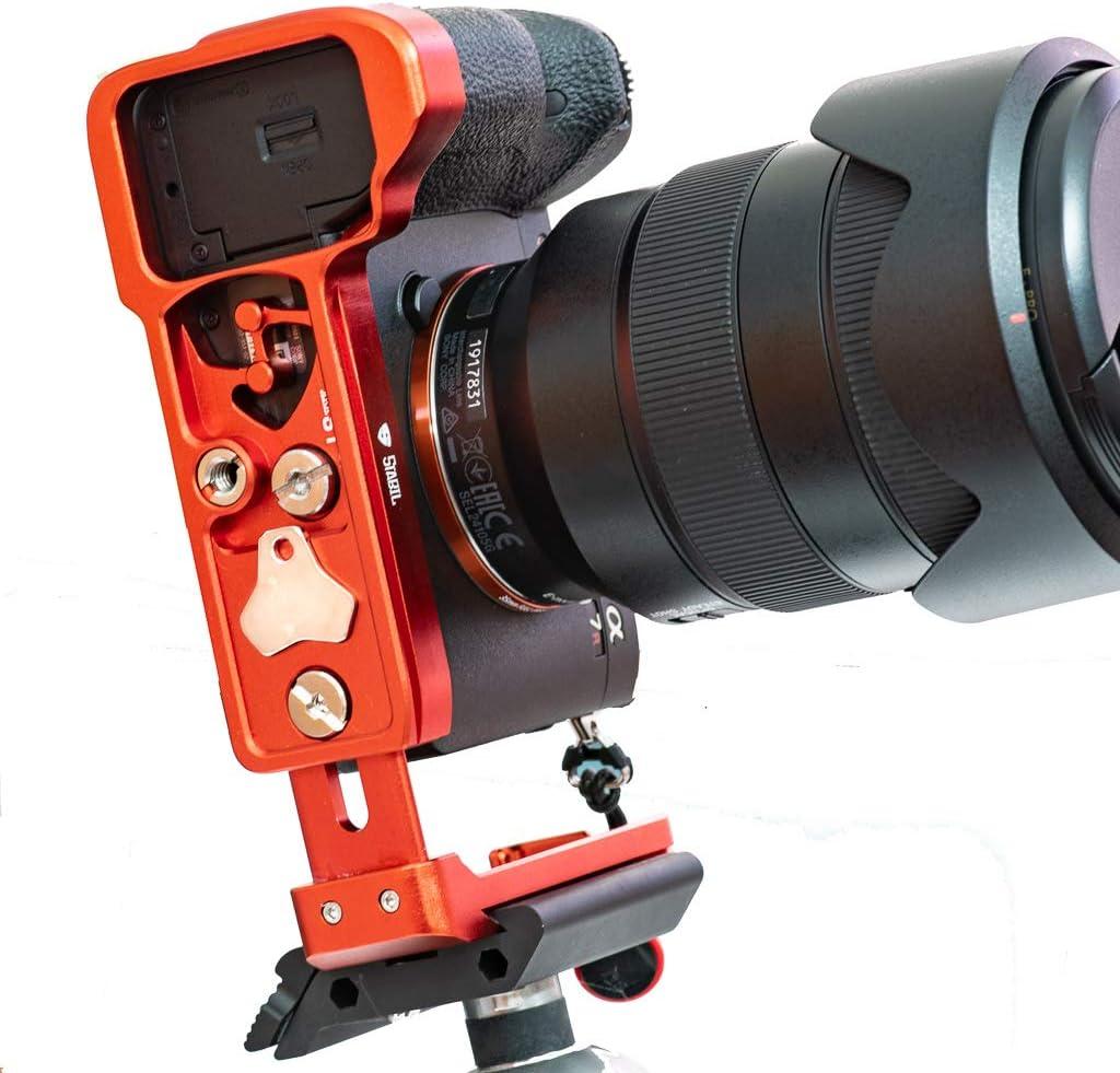 Stabil Lsiv L Platte Für Sony A7riv Schwarz Kamera