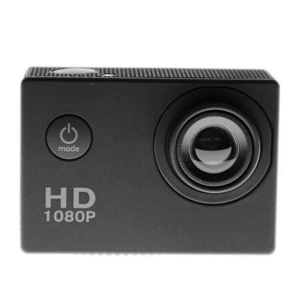 Pairkal Cámara al Aire Libre de la Mini cámara Impermeable de los Deportes de 4K HD WiFi