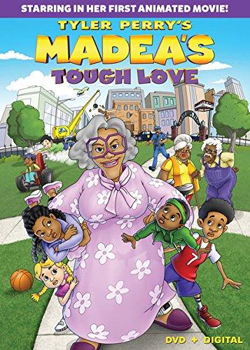 Tyler Perry's Madea's Tough Love [DVD + Digital]