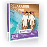 Buyagift Relaxation for Two Gift Experiences Box - Over 1100 revitalising spa days and beauty treatments for couples to choose from and share