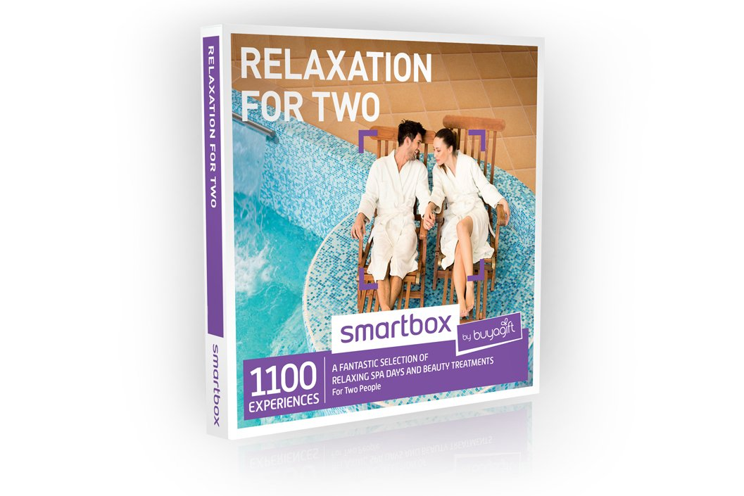 35be9089db7f Buyagift Relaxation for Two Gift Experiences Box - Over 1100 revitalising  spa days and beauty treatments for couples to choose from and share:  Amazon.co.uk: ...