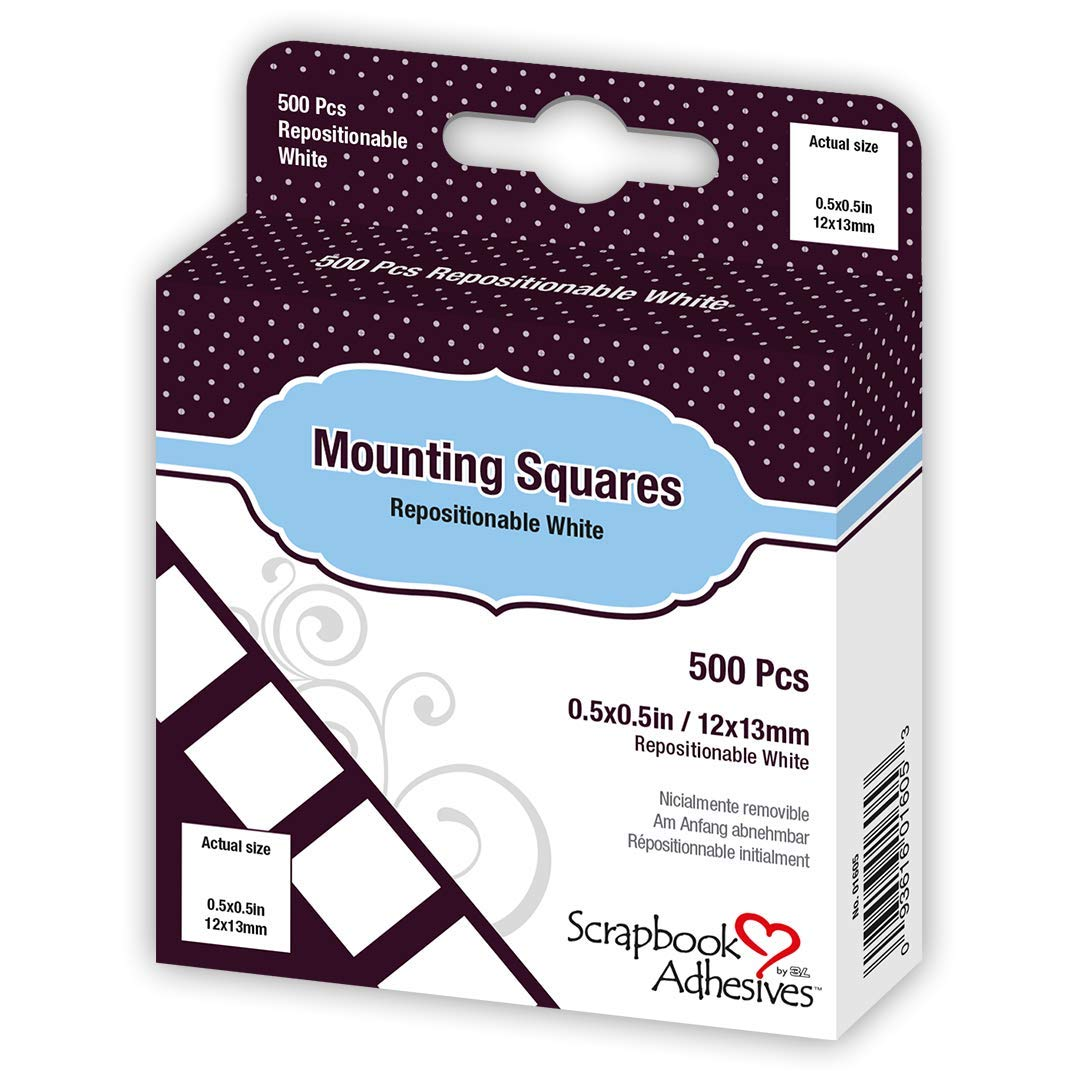 Hama Photo Corners 1,000 Pieces Self-adhesive Suitable For Albums Archival Safe
