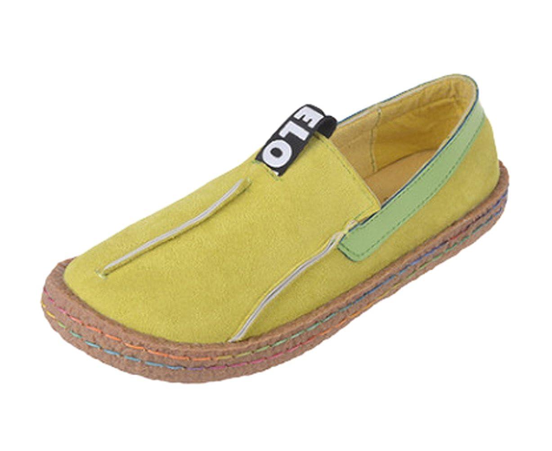 Minetom Mujer Primavera Verano Dulce Zapatos De Los Guisantes Moda Talón Barco Plano Zapatos Desliza Plana Mocasines Casual: Amazon.es: Ropa y accesorios