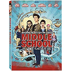 Middle School: The Worst Years Of My Life [DVD]