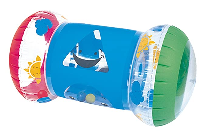Amazon.com: Up in & over inflable bebé Pasos Roller: Toys ...