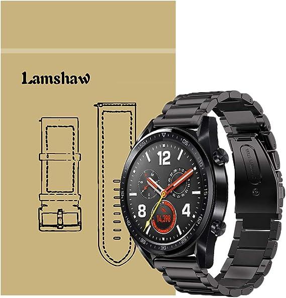 Amazon.com: Correas de repuesto para reloj Huawei Watch GT ...