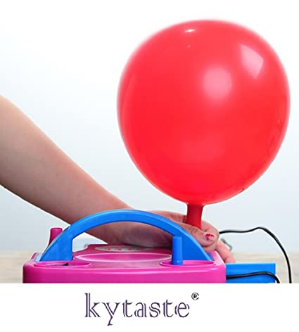 Balloons Home, Furniture & DIY Portable Double Hole Inflatable Electric Inflator Air Balloon Blower Pump Party