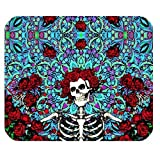 1 X Custom Gaming Mouse Pad (220mm*180mm*3mm), Grateful Dead by ArtsDeisgns Mousepads