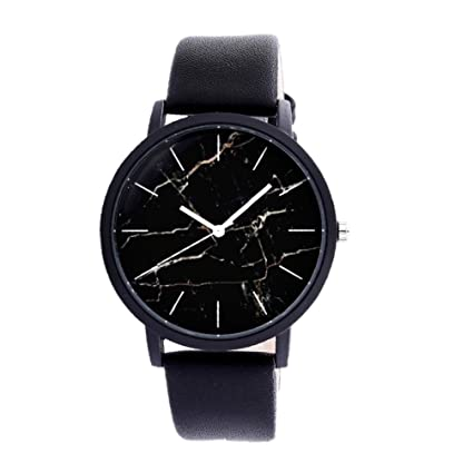 Xinantime Relojes Unisex,Xinan Relojes Reloj Pulsera Cuero ...