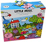 Little Miss 45 Piece Large Puzzle Girls Little Miss Sunshine Has a Picnic