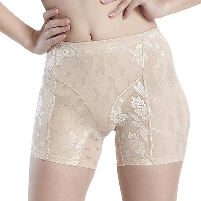 bc55b62e42cd Butt Lifter Padded Shapewear Control Panties Underwear Boy Shorts Women  Afterso: Amazon.ca: Clothing & Accessories
