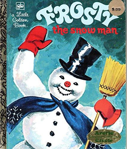 Frosty the Snowman (A Little golden book) Present Snowman