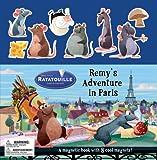 Remy's Adventure in Paris (Ratatouille)