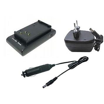 Cargador de batería Sony NP-78: Amazon.es: Electrónica