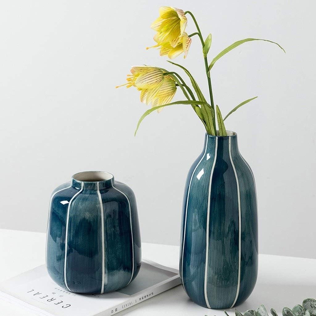 Diam/ètre 14 cm Blomus Vase Hauteur 20 cm