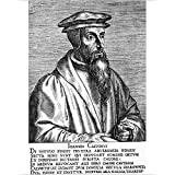 Photographic Print of John Calvin, 16th century by Media Storehouse