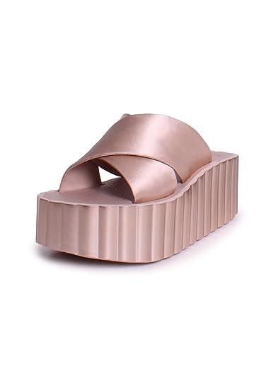 36449901395e Tory Burch Scallop Wedge Platform Slide Sandals