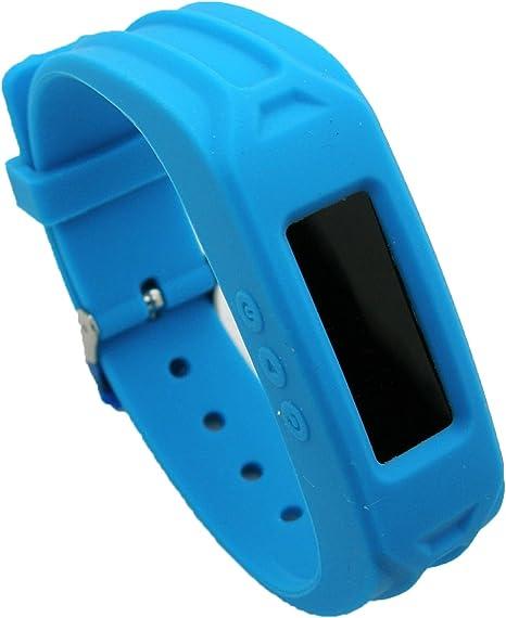 Podometro Reloj para Fitness Deporte y Ciclismo Brazalete deportivo con Bluetooth para Smartphone Android 4097: Amazon.es: Deportes y aire libre