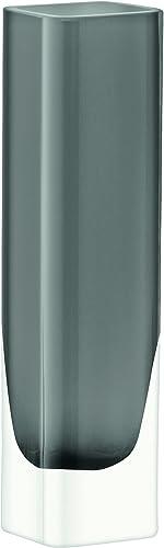 LSA International Modular H8 x W2 x D2in Slate Vases-Colour