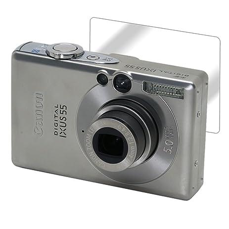 amazon com canon powershot sd450 screen protector iq shield rh amazon com Canon T2i Manual Canon Rebel Manual