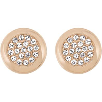 c917e7917 Image Unavailable. Image not available for. Color: Swarovski 5069729 Stone  Stud Pierced Earrings