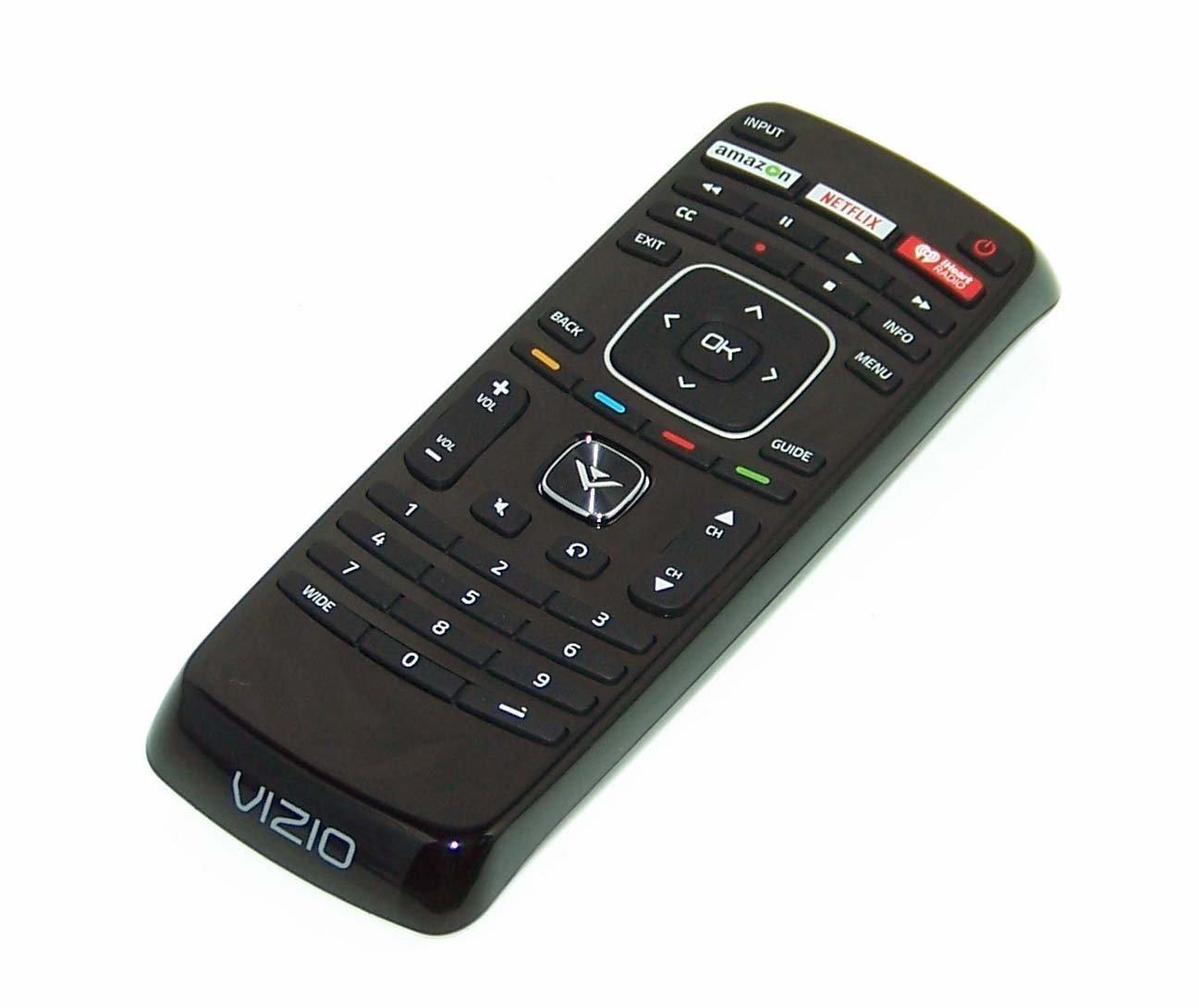 Vizio XRT112 Factory Original Replacement Smart TV Remote Control (Amazon/NetFlix/iHeartRadio) - New 2018 Model by Original Vizio