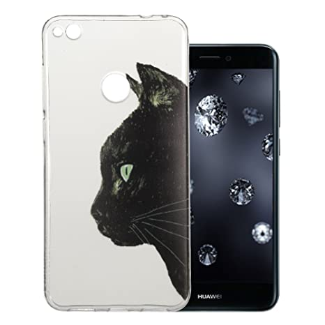 coque huawei p8 lite 2017 silicone animaux