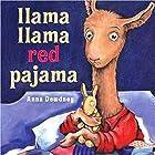 Llama, Llama Red Pajama Audiobook by Anna Dewdney Narrated by Bryan Kennedy