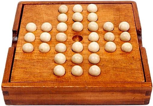 sharprepublic Solitario Europa Juegos De Capacidad De Pensamiento: Amazon.es: Juguetes y juegos