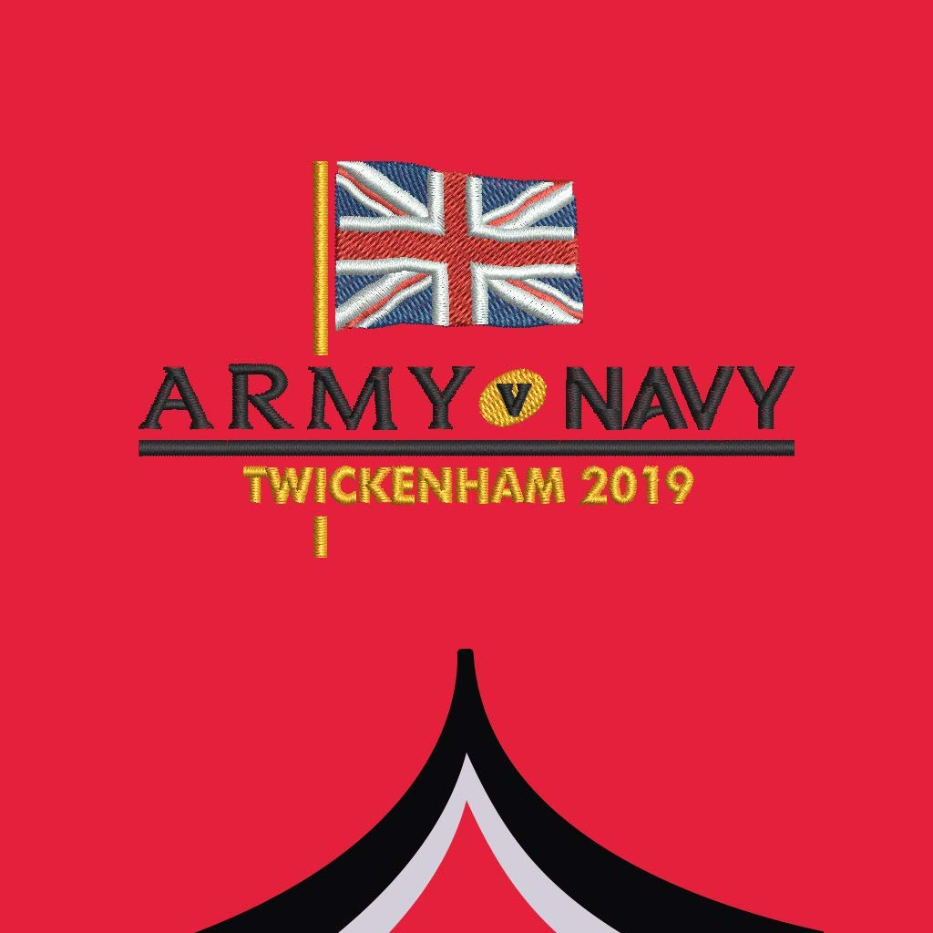 9375d83e183 The Military Store Army v Navy Twickenham 2019 - Army Rugby Shirt:  Amazon.co.uk: Sports & Outdoors