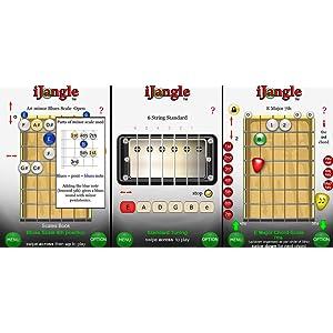 iJangle Guitarra Acordes más - Libro de acorde, con las notas, y ...