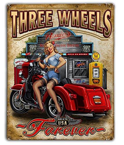 Legend Studio Three Wheels - 12