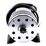 TDPRO 24V 500W Brush Electric Motor for Go Kart