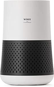 Winix Small Tower A231 Air Purifier (White and Gray)