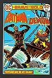 BRAVE AND THE BOLD 109 9.2 NM 1973 DC JIM APARO BATMAN The Demon WP HIGH GRADE