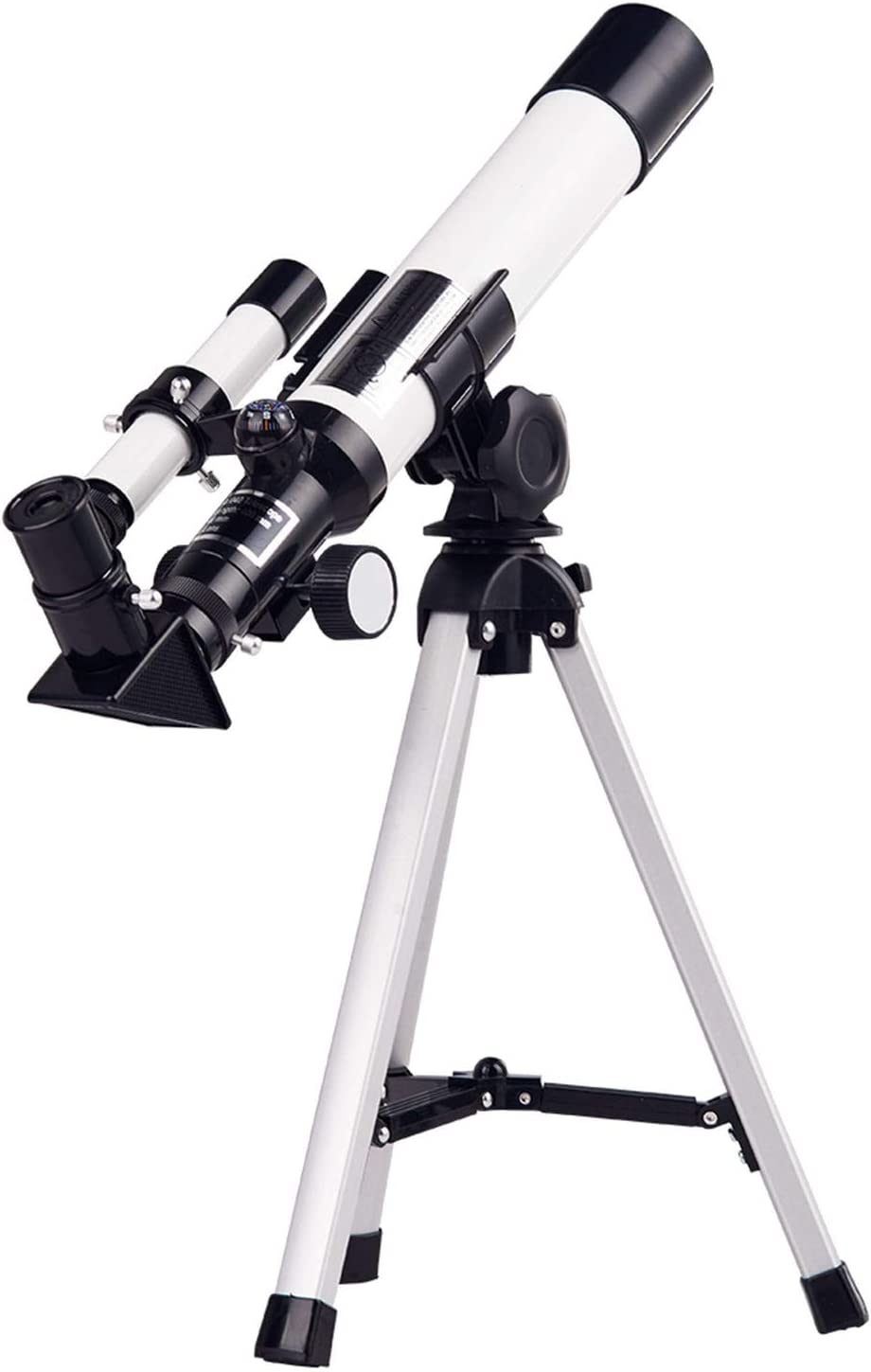 Kexle Astronomy Telescopes for Adults & Kids, F40040N Astronomical Telescope Professional Stargazing HD Deep Space Adult Student High Power, Includes Two Eyepieces Tripod Finder