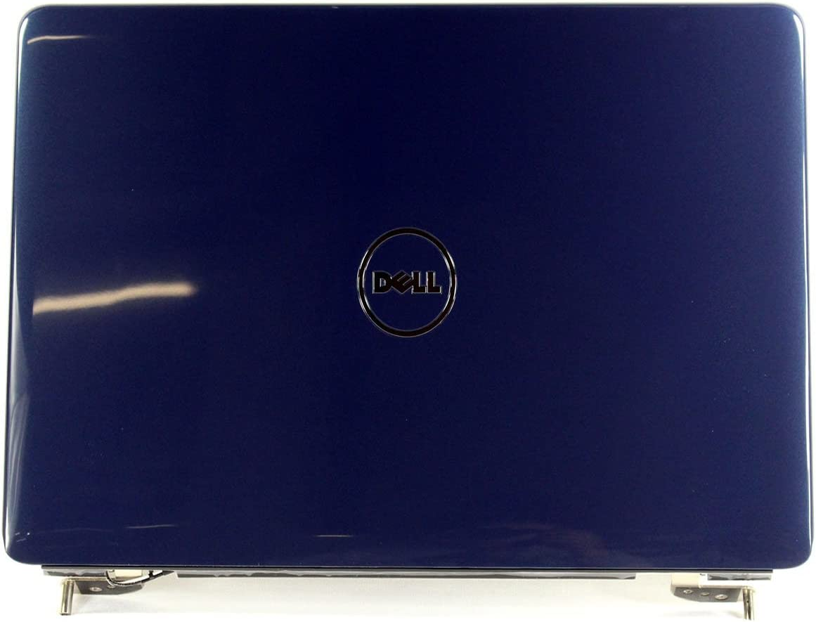 Dell Inspiron 1545 LCD Back Cover Lid Plastic - M219M