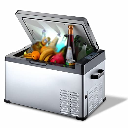 GBT 25L coche refrigerador coche de doble uso compresor ...