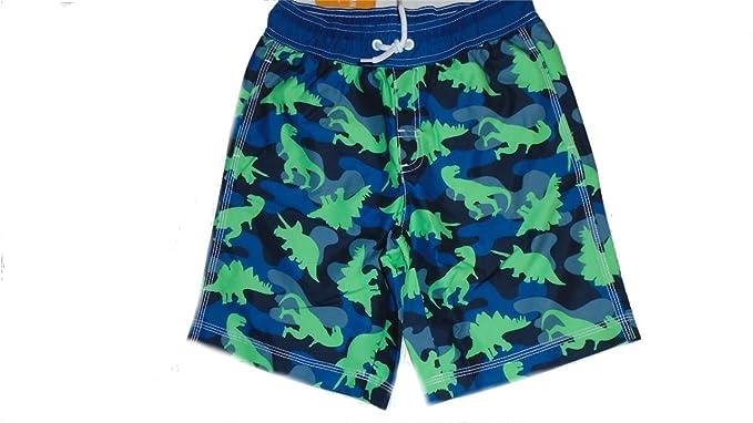 d25b94e41a372 Amazon.com: Gymboree Boys' Toddler Li'l Swim Trunks, : Clothing