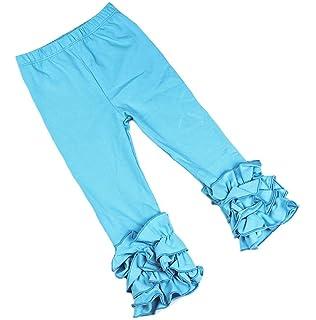 f7f1ab3e1 Amazon.com: Wennikids Children Baby Cotton Icing Ruffle Shirt Ruffle ...