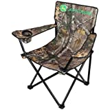 Amazon Com John Deere Big Man Camp Chair Green Sports