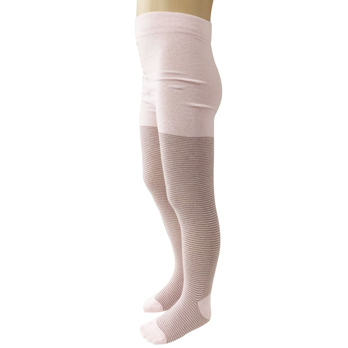 Set of 3 Wrapables Party Time Cotton Tights for Girls