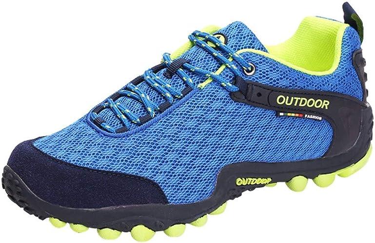OHQ Zapatillas De SeñOra Zapatillas De Gimnasia Zapatillas De Senderismo Antideslizante Zapatillas De Deporte De Ocio Exterior Zapatillas De Todoterreno: Amazon.es: Zapatos y complementos