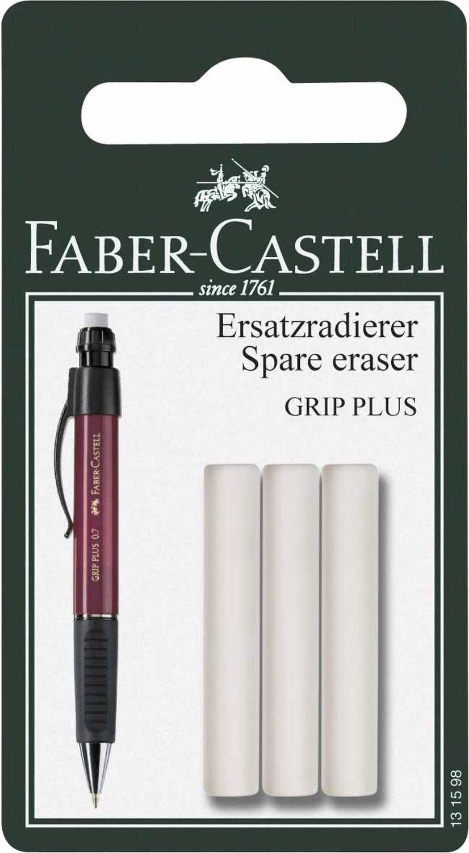 Faber Castell Grip Plus Recambio de goma de borrar para lápices