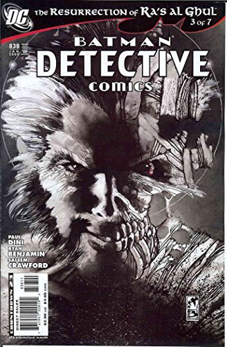 Detective Comics #838 VF/NM ; DC comic book - Nightwing Spider